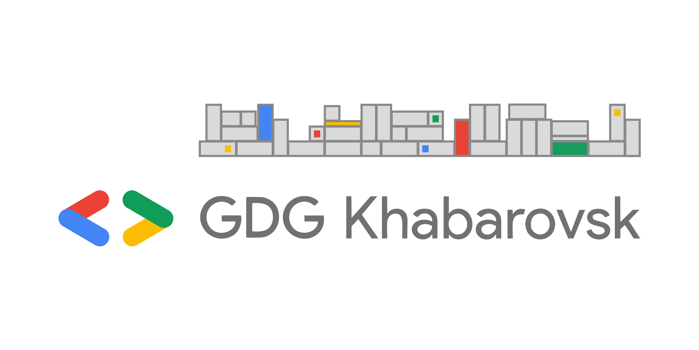 Обложка проекта GDG Хабаровск