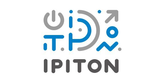 Логотип компании Айпитон